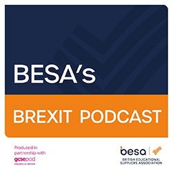BESA's Brexit Podcast image