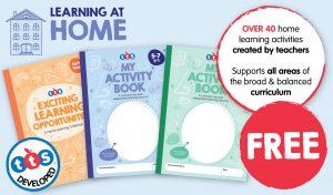 home learning packs TTS